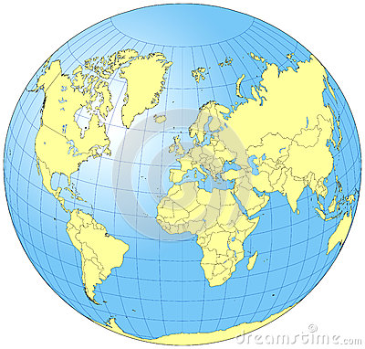 Whole World Globe