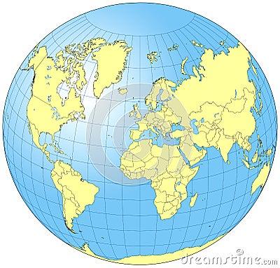 Whole World Globe