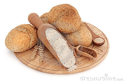 Wholegrain Bread  Rolls
