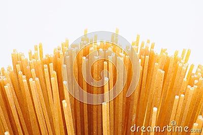 Wholemeal spaghetti