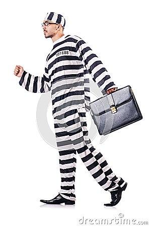 Więzień przestępca