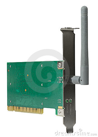 Wi-Fi card for computer