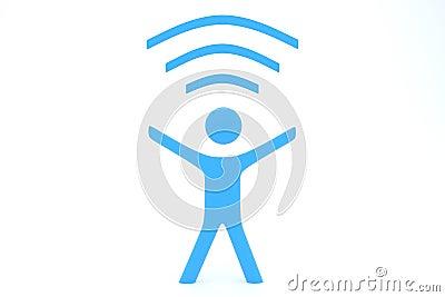Wi-fi-man