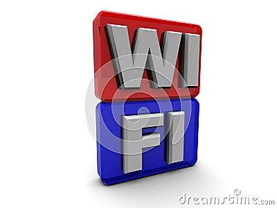 Wi-fi symbol