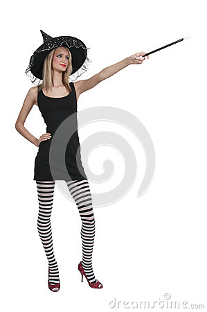 Wicked Witch Royalty Free Stock Image Image 36261526