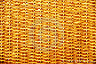 Wicker basket background texture