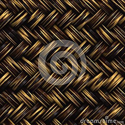 Free Wicker Pattern Stock Photography - 12807692