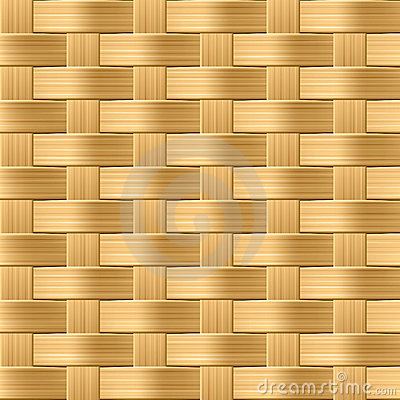 Free Wicker Pattern. Seamless Pattern. Royalty Free Stock Photo - 13697905