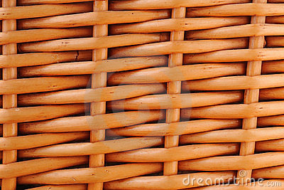 Wicker structure