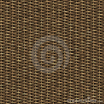 Free Wicker Texture Royalty Free Stock Photography - 5302017