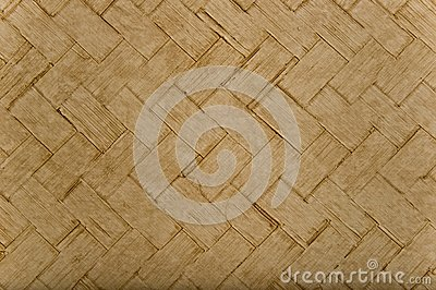 Wicker or Weave Pattern Material