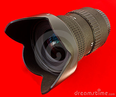 lens and hood