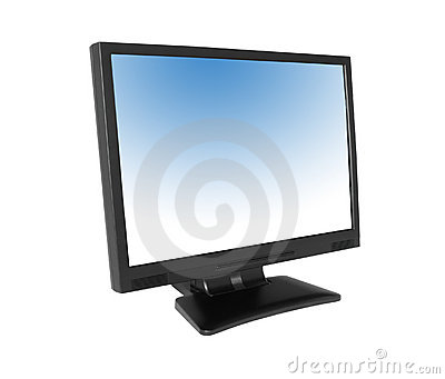 Wide LCD screen #2
