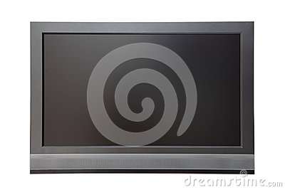 Wide screen LCD TV