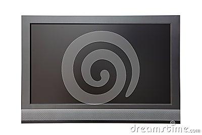 Wide screen LCD TV