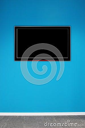 Wide tv.