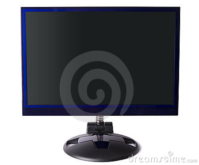 Widescreen computer monitor