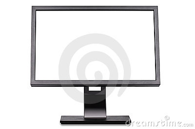 Widescreen monitor