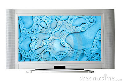 Widescreen television