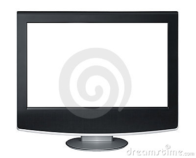 Widescreen TV