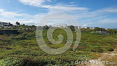 Widok na Isla Mujeres, Meksyk Isla Mujeres uważana jest za jedno z najlepszych miejsc na świecie do połowu żaglika zdjęcie wideo