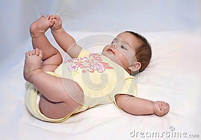 Wie ich meine Zehen liebe