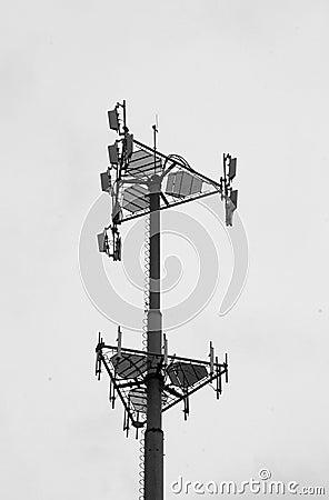 Wieża komórek