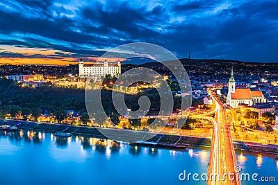 Bratislava, Sistani
