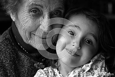 Wielka babci