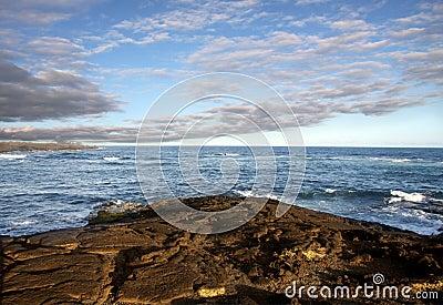 Wielka Hawaii wyspę.