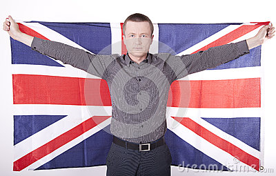Wielki Britain fan