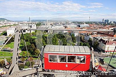 Wiener Riesenrad (Vienna Giant Ferris Wheel)
