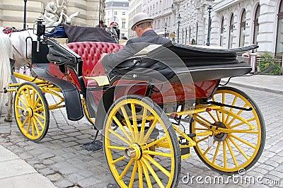 Wienner cabman