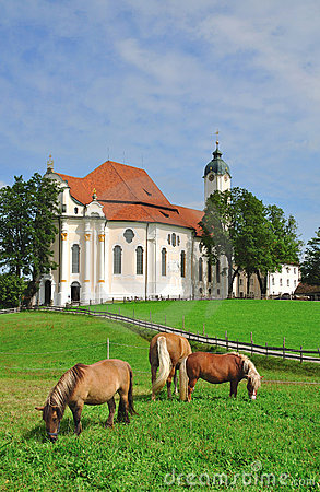 Wies Church,Bavaria