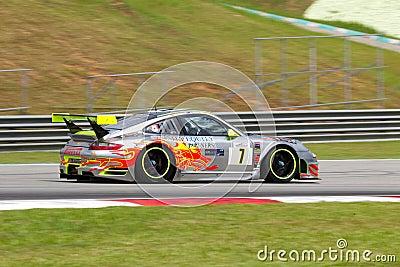 świetlicowego wytrzymałości malaysi merdeka Porsche biegowy target896_0_ Fotografia Editorial