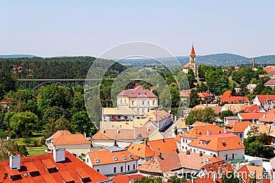 Wiev to Veszprem, Hungary