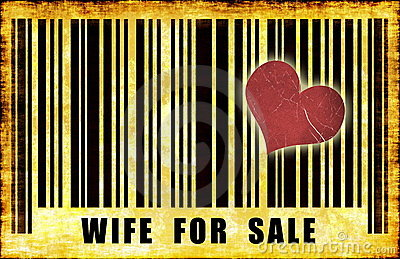 Wife For Sale