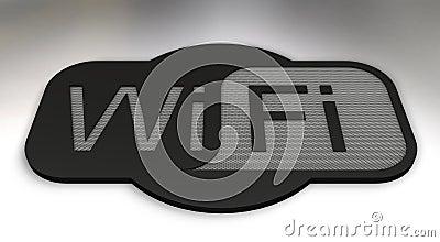 Wifi Editorial Image