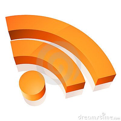 Wifi icon Editorial Stock Image