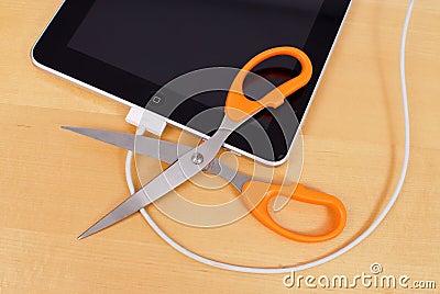 Wifi Sync on iOS 5 for the iPad Editorial Photo