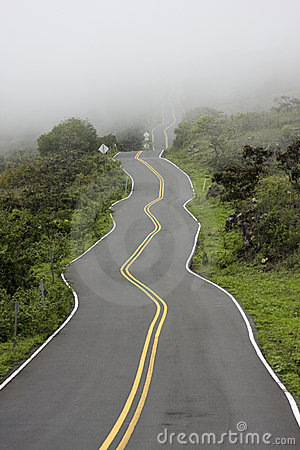 Wiggly Road