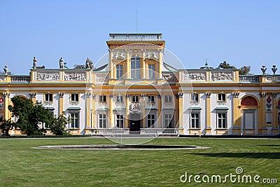 Wilanow Palace 3