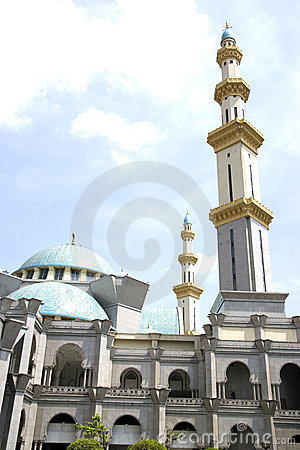 Wilayah Persekutuan Mosque