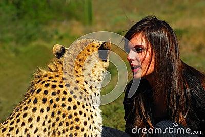 Wild animal whisperer