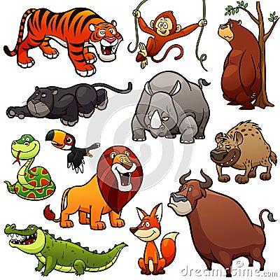 Free Wild Animals Royalty Free Stock Image - 79917306