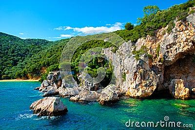 Wild and beautiful coast