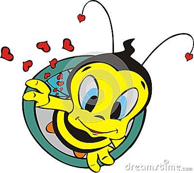 The wild bee
