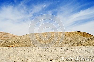 Wild Desert Hills