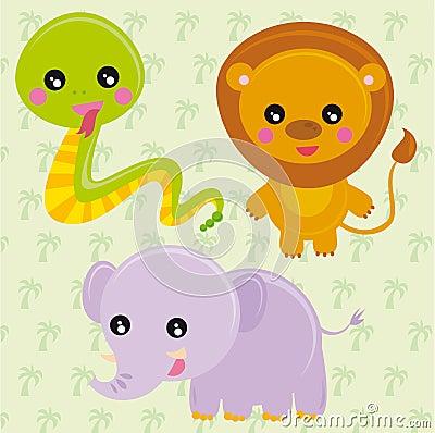 Wild djur
