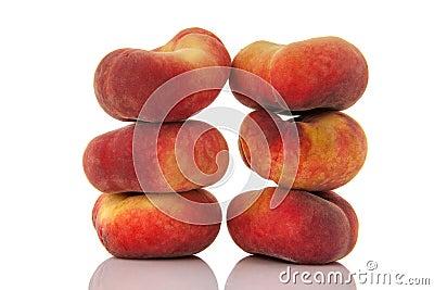 Wild peaches